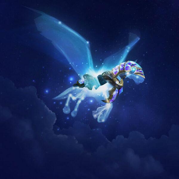 مانت Celestial Steed