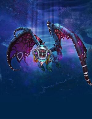 مانت Enchanted Fey Dragon