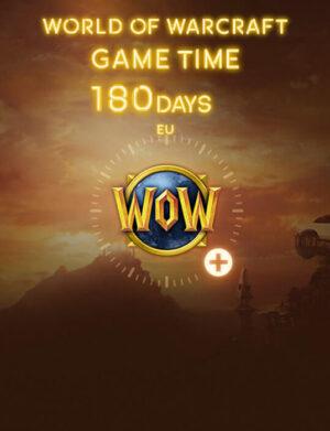 گیم تایم 180 روزه