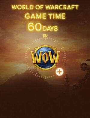 گیم تایم 60 روزه