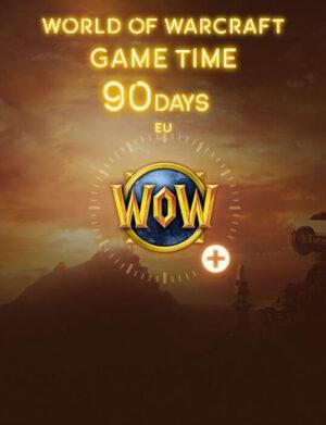 گیم تایم 90 روزه