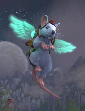 مانت Squeakers-the-Trickster